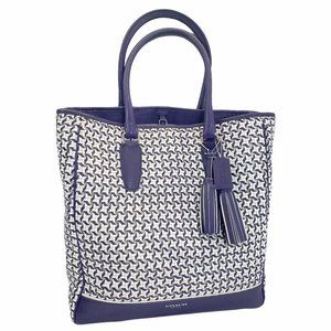 Coach Legacy Weaved Leather Large Tote Bag